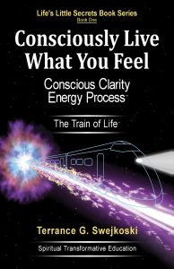 Meditation - Consciously Live What You Feel - Author, Terry Swejkoski