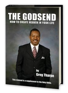 The Godsend - Author, Greg Tharpe