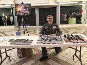 Grand Traverse Festival of Books 2018 - James Jackson, Author - Terran Chronicles Universe