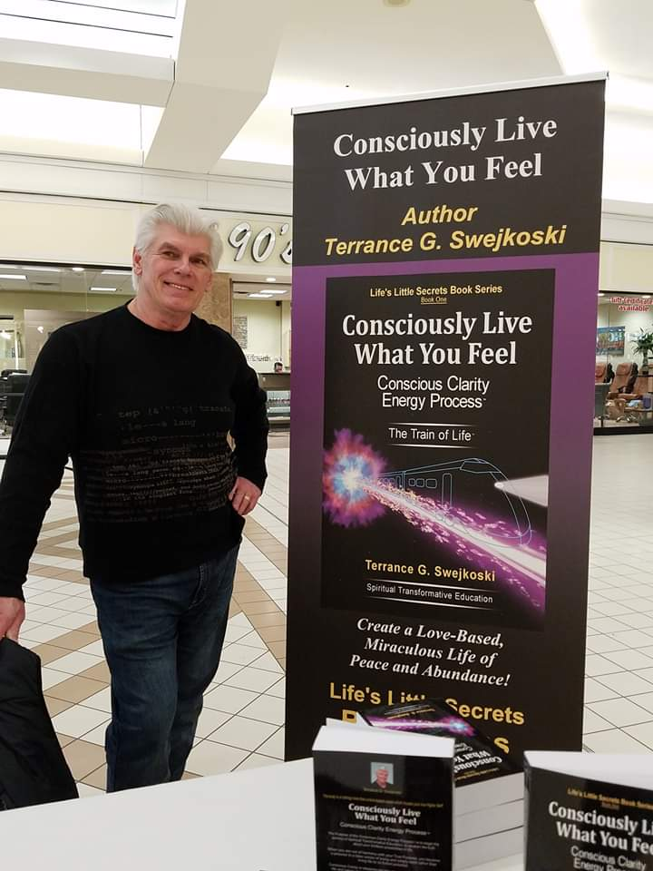 Local Spiritual Author - Terry Swejkoski