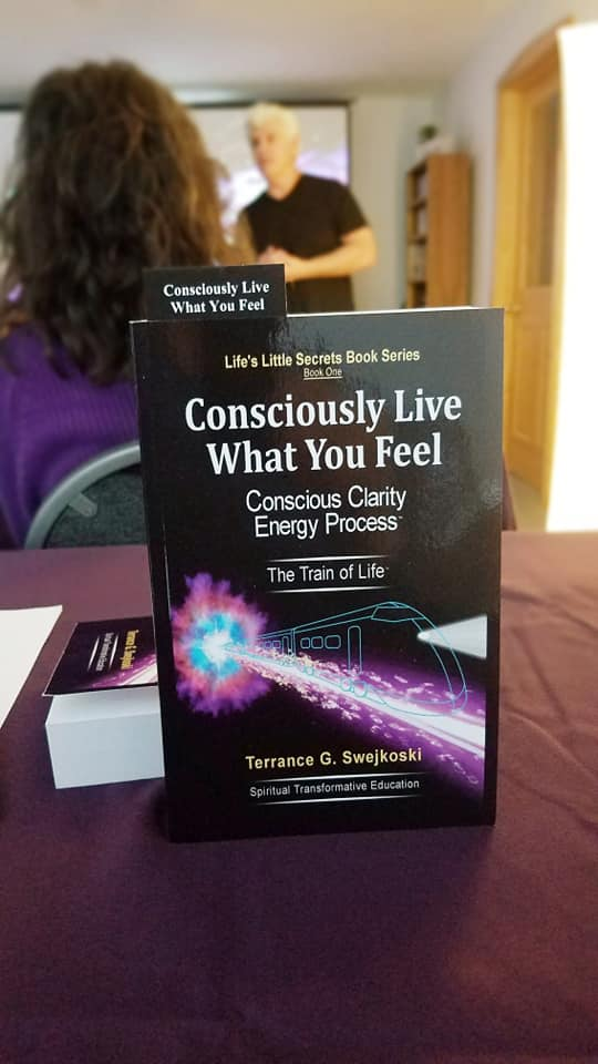Consciously Live What You Feel - The Paradigm Shift to Higher Consciousness